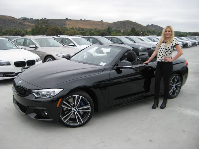 """NEW BMW 435i M Sport Package / M Performance Exhaust Sound / 19"""" M Wheels BMW Review"""