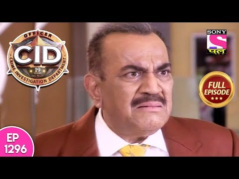 CID - Full Episode 1296 - 21st April , 2018 thumbnail