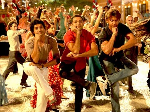 senorita Zindagi Na Milegi Dobara Full Hd Video Song | Farhan Akhtar, Hrithik Roshan, Abhay Deol video