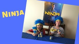 Ninja Tyler Blevins New Toy Line - Emotes Mystery Figures Blue Hair Plush