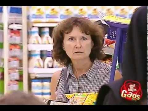 Evil Grocery Nun