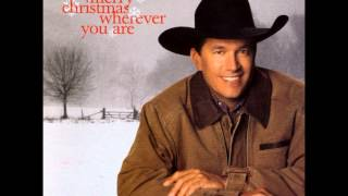 Watch George Strait Merry Christmas (wherever You Are) video