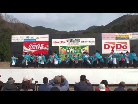 山口県立下関中等教育ダンス部 ~川棚温泉 舞龍祭2011