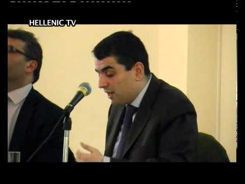LOBBY FOR CYPRUS SEMINAR part2  Lecturer: Dr. Klearchos A. Kyriakides