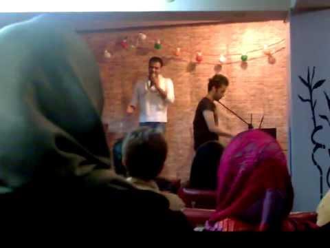 سوتي سوتي افتضاح رضا شيري در اجراي زنده soti soti reza shiri 2012 Music Videos