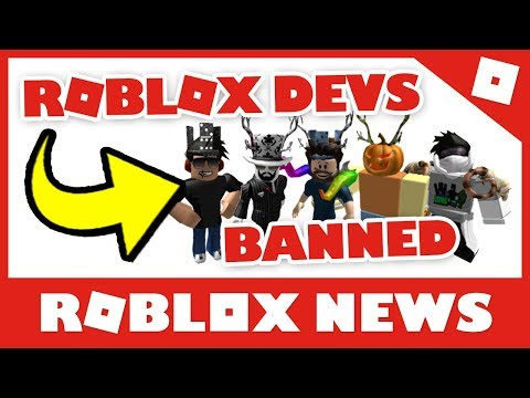 Roblox Developers BANNED | VuxVux Angry? #RobloxNews