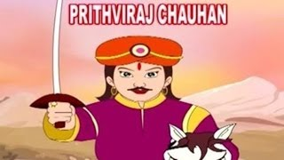 Prithviraj Chauhan | Animated Movie For Kids in English