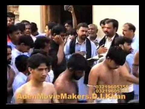 D.i.khan Bawa Sibtain Shah Noha ya Gareebal Guraba video