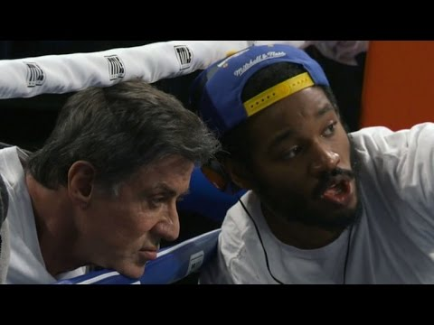 Sylvester Stallone Says 'Creed' Director Ryan Coogler Convinced Him Not To Boycott Oscars