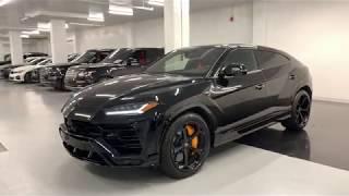 2018 Lamborghini Urus - Revs + Walkaround 4k
