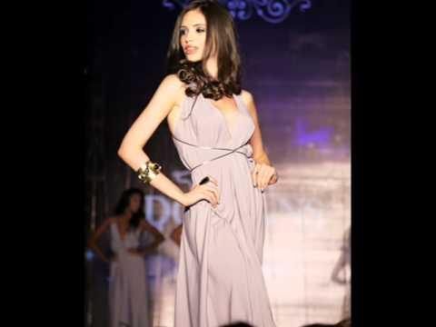 Sheldry Saez concursante de Miss Panama 2011.wmv