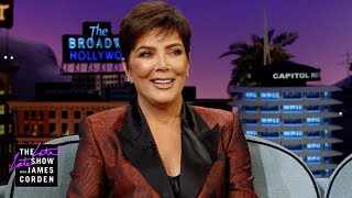 Kris Jenner Is Prepped for the Big Earthquake