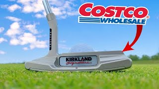 FIRST EVER COSTCO GOLF CLUB - Kirkland Signature KS1 Putter