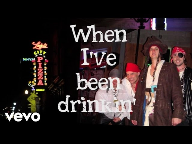 Jon Pardi - When I've Been Drinkin' (Lyric Video)
