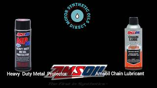Amsoil: Not Only Synthetic Engine Oils - Cleaners And Protectants too