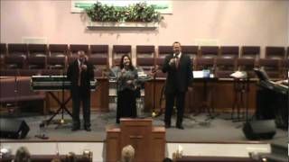 Barry Rowland & Deliverance :: I Know Something About God's Grace