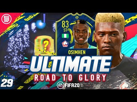 HE'S CHANGED EVERYTHING!!! ULTIMATE RTG #29 - FIFA 20 Ultimate Team Road to Glory