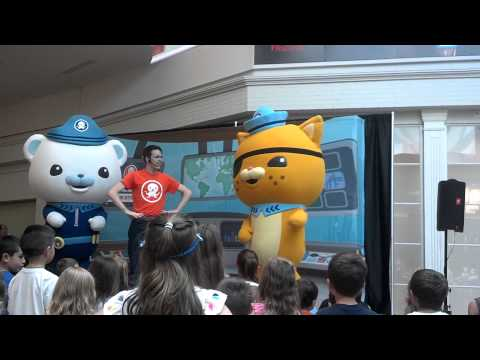 Octonauts live at Great Northern Mall