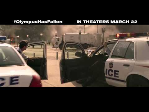 Olympus Has Fallen - Red Band Clip video