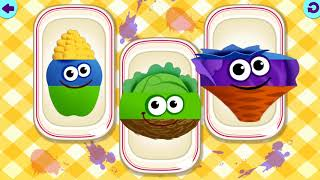 Funny Food ...puzzles ....Baby Baby Games