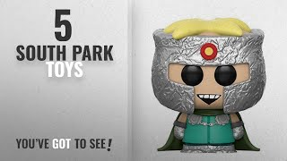 Top 10 South Park Toys [2018]: Funko Pop Television: South Park-Professor Chaos Collectable Figure