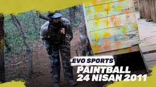 EVO Sports/Paintball - Beykoz Sahası Oyun 24 Nisan 2011