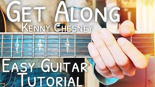 Download Lagu Get Along Kenny Chesney Guitar Lesson for Beginners // Get Along Guitar // Lesson #459 Gratis STAFABAND