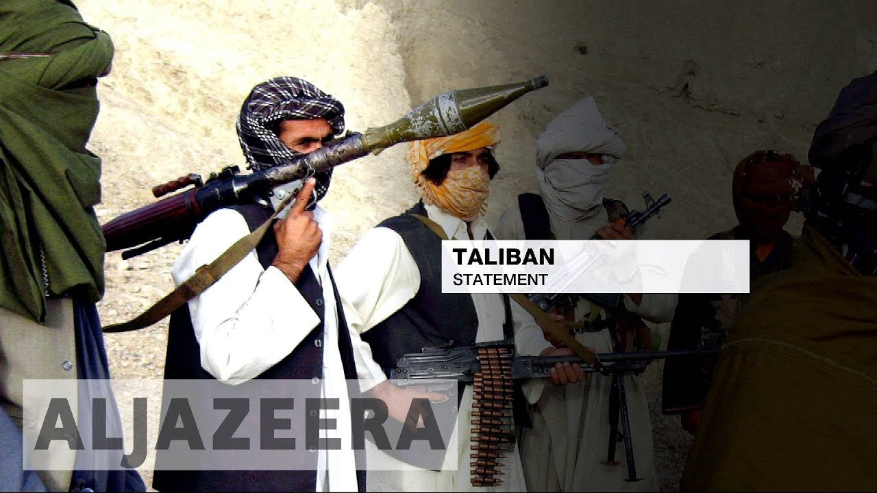 Afghan government, Taliban react to Trump's war plan