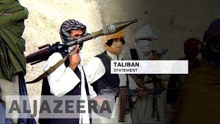 Afghan government, Taliban react to Trump's war plan
