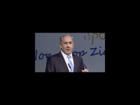 Israel's Benjamin Netanyahu Claims That Hitler Is Not Responsible for the Holocaust, the Palestinian