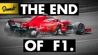VW Just Killed Formula 1.