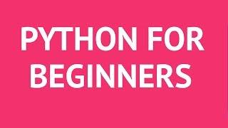 Python Tutorials for Beginners - Learn Python Online