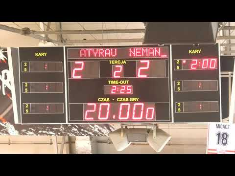 2019 11 17 КК Бейбарыс - Неман 4 - 2 голы