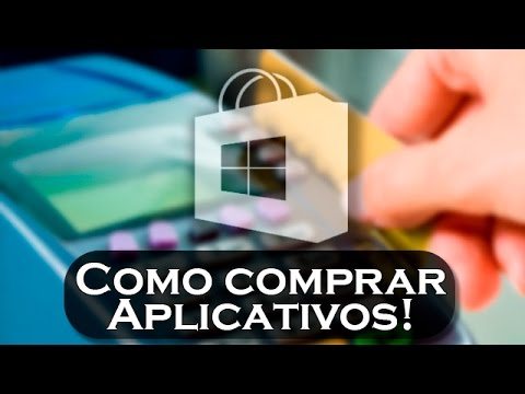 Como Comprar Aplicativos para Windows Phone / Windows 10 Mobile / Windows 10