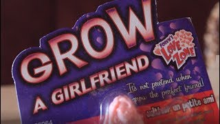GROWING A GIRLFRIEND