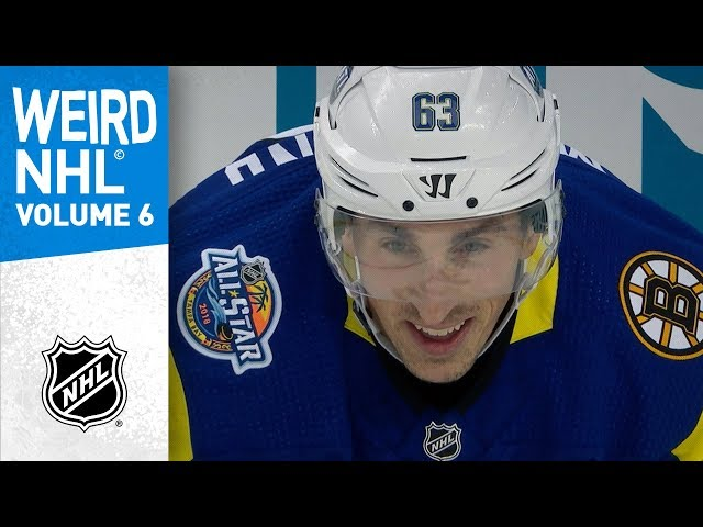 Weird NHL Vol. 6