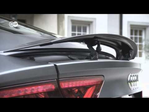 RS7 Sportback - самый заряженный фастбэк Audi