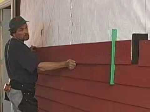 Siding Installation Youtube