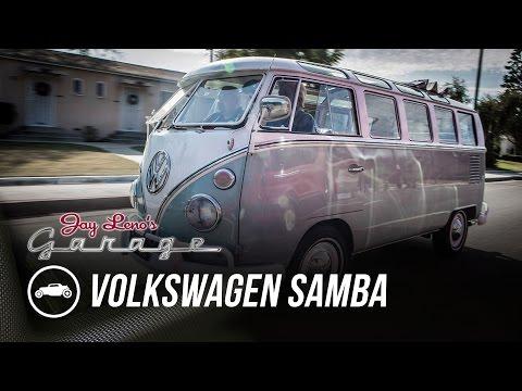 Gabriel Iglesias' 1966 Volkswagen Samba - Jay Leno's Garage