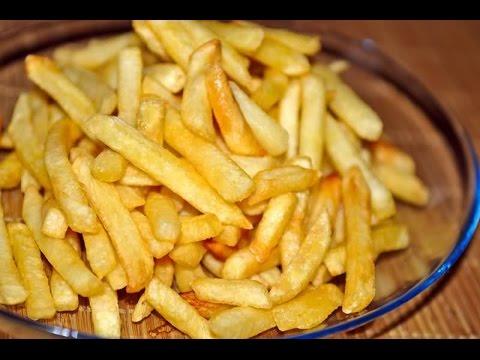 Как пожарить картошку! Фишка