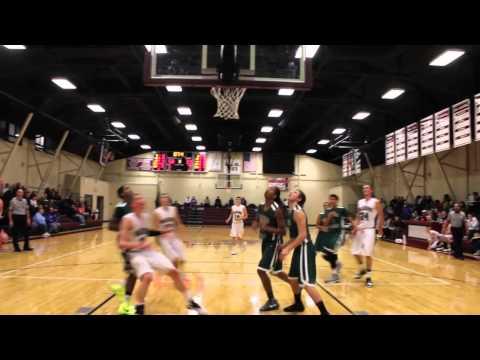 Wheaton Academy Varsity Basketball 2012