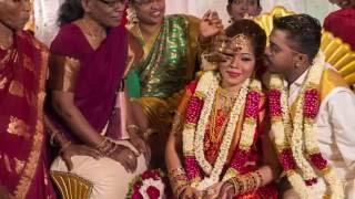 Thanendaran Ding Ai Ling wedding slideshow