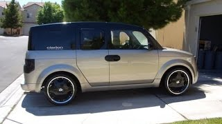 Honda Element Tuning