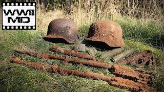 World War II Metal Detecting - Battlefield Relic Hunting Trailer