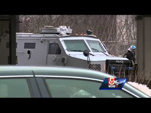 Man dead after SWAT incident in Portsmouth