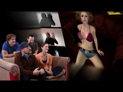 Kinect Porn, Titty Tracking, And Fighter Girl Clothes! video