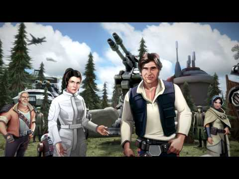Star Wars: Commander – Which Side Will You Fight For? – Official Game Trailer