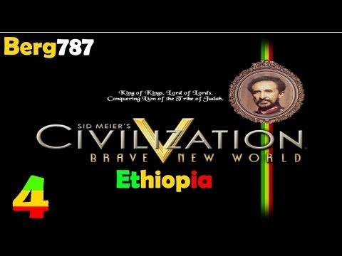 Civilization 5   Lets Play Ethiopia   Deity   #4