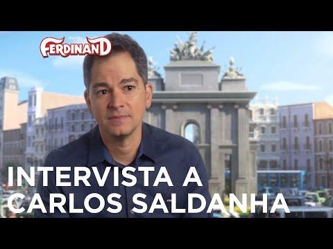 Ferdinand   Intervista A Carlos Saldanha HD   20th Century Fox 2017