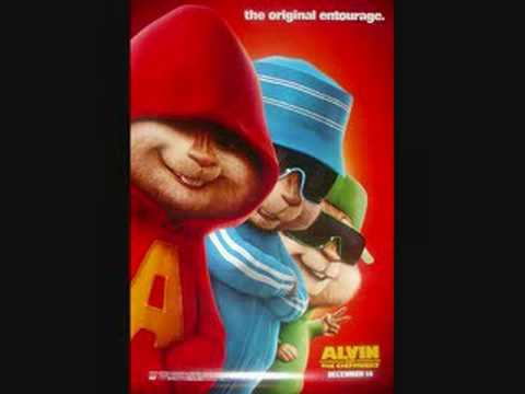 Chipmunks - Chris Brown - With You video